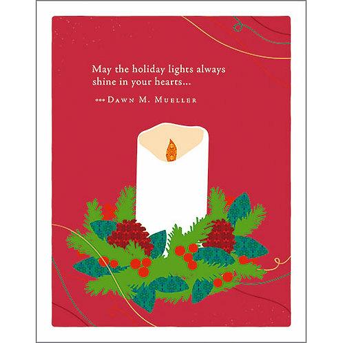 Christmas Card   #7281