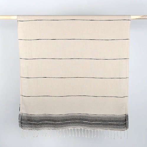 Turkish Towel - Element - CINDER