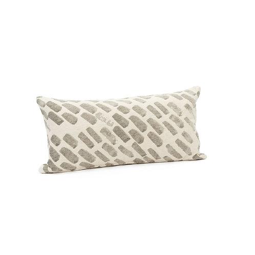 Pillow - Modesa Jacquard, taupe