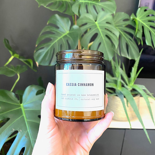Cassia Cinnamon candle
