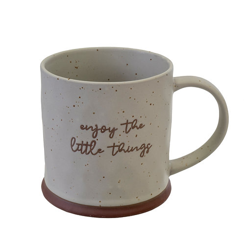 Mug ENJOY THE LITTLE THINGS