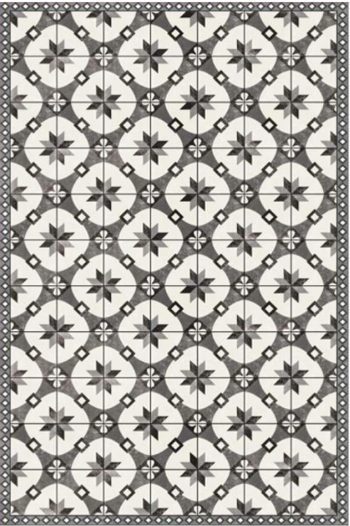 Vinyl floor mat 2'x3'    101-165