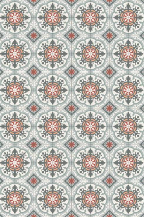 Vinyl floor mat 2'x3'    101-156