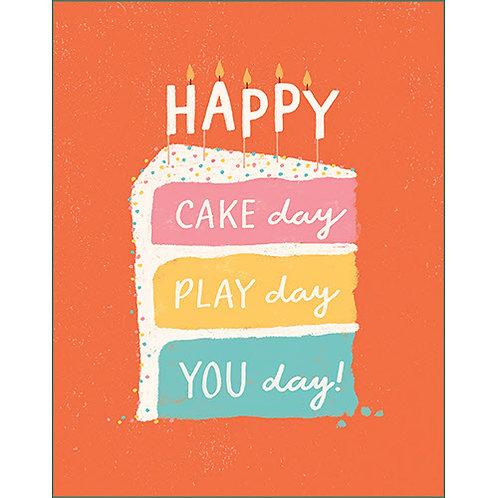 Birthday Card  #8078