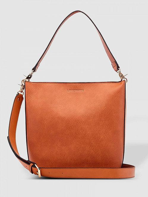 Charlie Maxi purse - Tan