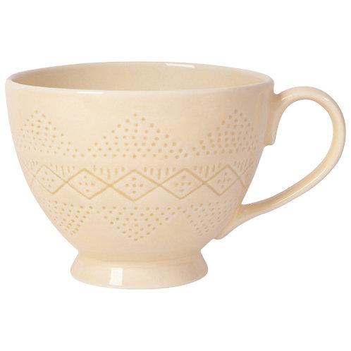 Mug - 'Adorn', Vanilla