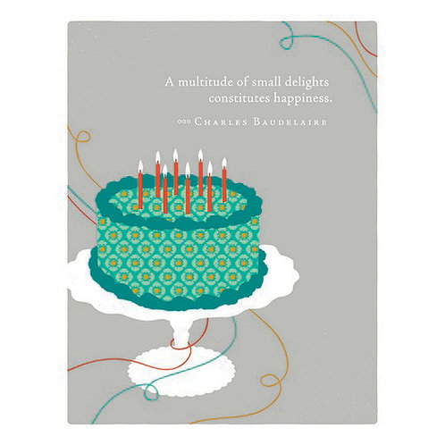 Birthday card    #5030