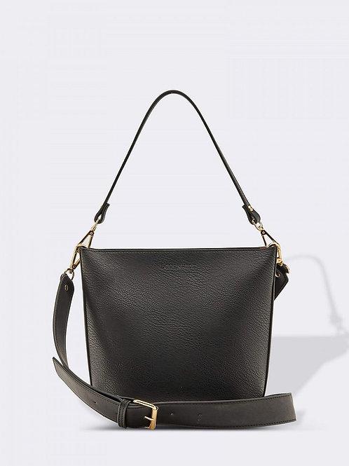 """Charlie"" purse - black"