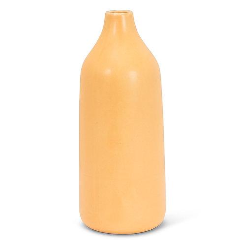 Matte vase - large, Ochre