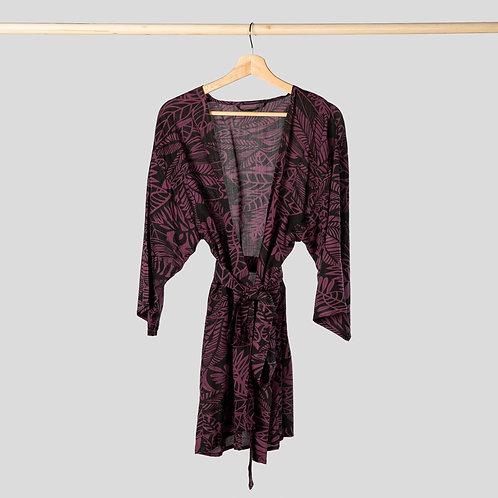 Kimono - Mulberry