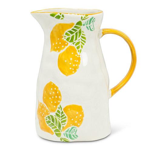 Fresh Lemon Jug