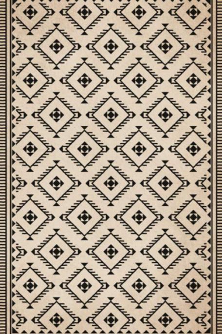 Vinyl floor mat 2'x3'   101-163