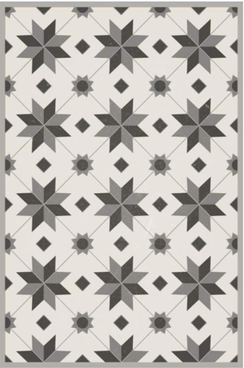 Vinyl floor mat 2'x3'    101-148