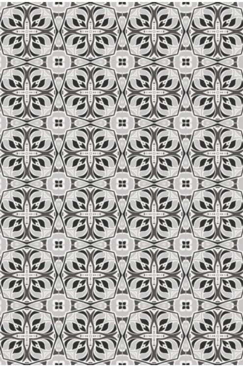 Vinyl floor mat 3.2'x4.8'  101-149