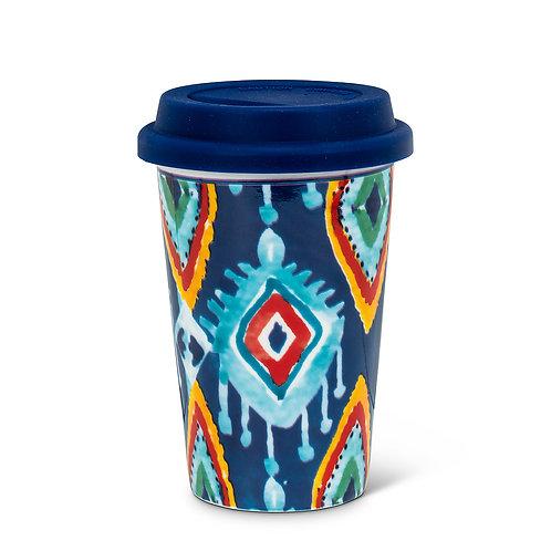 Takeaway Cup - Tribal Print