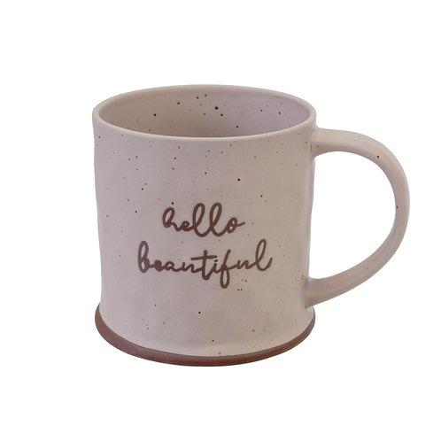 Mug  HELLO BEAUTIFUL