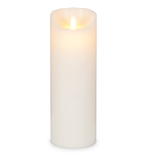 Large Flameless Candle