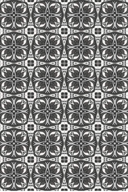 Vinyl floor mat 2'x3'   101-146