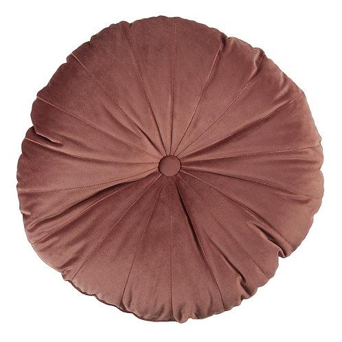Pillow - Mandarin VINTAGE PINK round