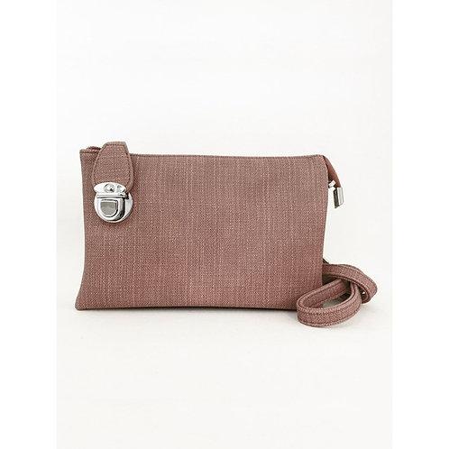Blush crossbody bag - LINES