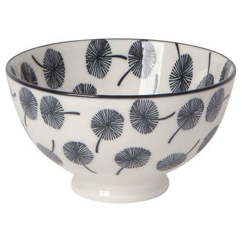 Bowl - Grey Dandelion
