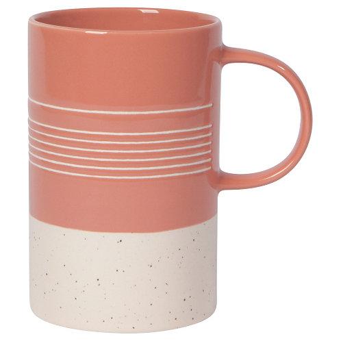 Mug - Clay etch