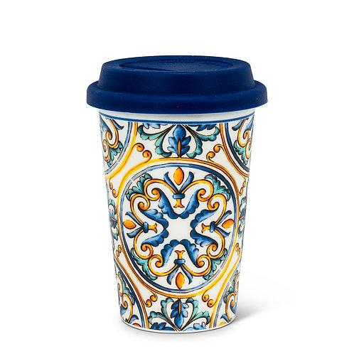 Takeaway Cup - Italian Tile