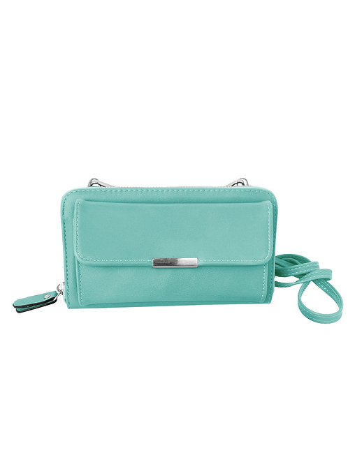 Wallet - turquoise