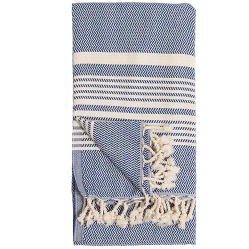 Turkish Towel - Hasir - Navy