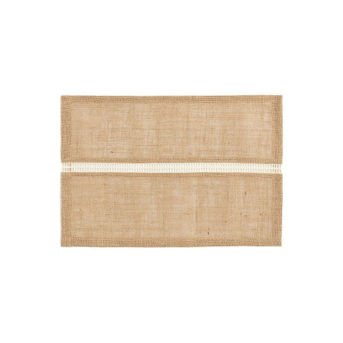 Placemat - Jute/ivory