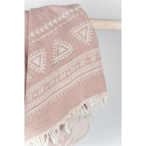 Turkish Towel - 'Devon' - Shell