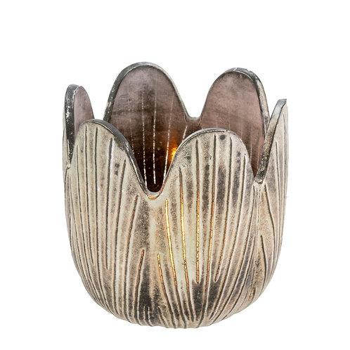 Votive - Rustic Tulip