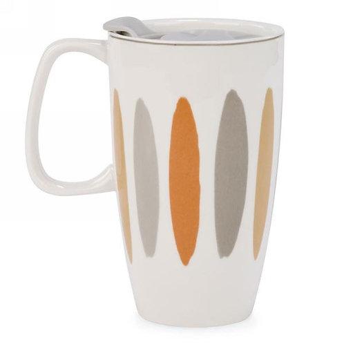 Travel mug - stripes