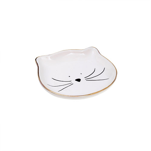 Kitty Catch-all dish