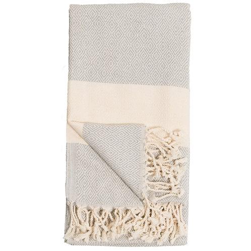 Turkish Towel - Diamond - Mist