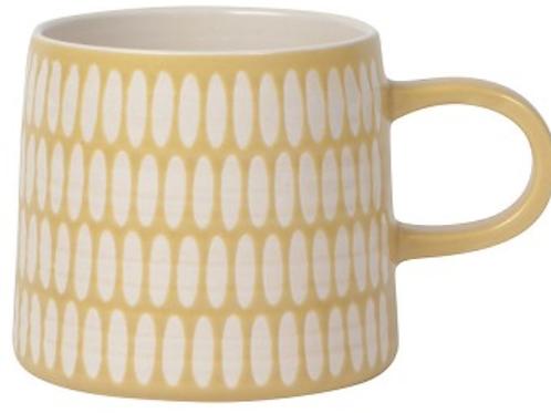 Imprint Mug - Ochre