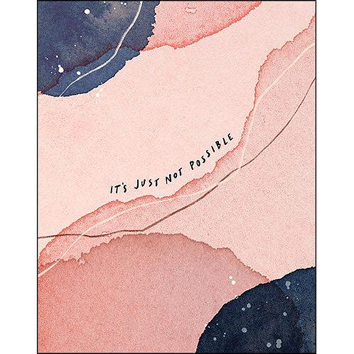 Love card  #10376