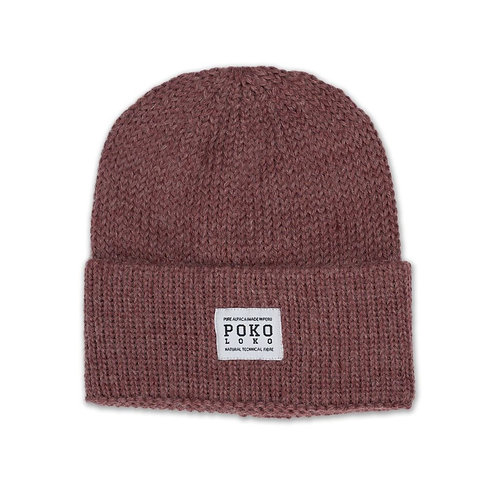 Fisherman Toque - DUSTY ROSE