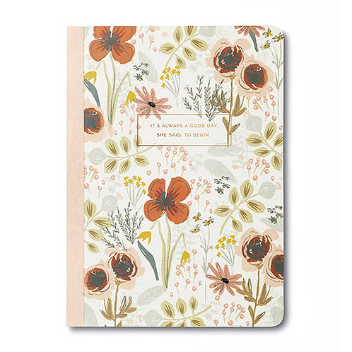 """Journal """"It's always a good day..."""""""