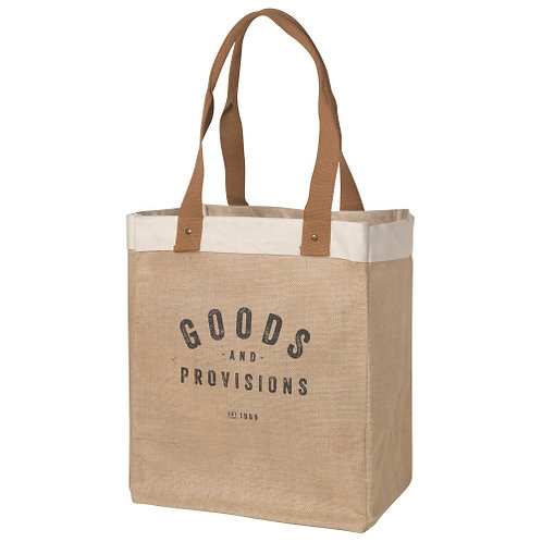 Tote - 'Goods & Provisions'