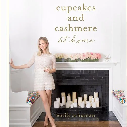 'Cupcakes and Cashmere at home'