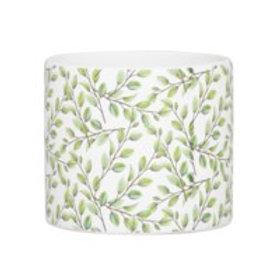 Plant pot - ivy motif