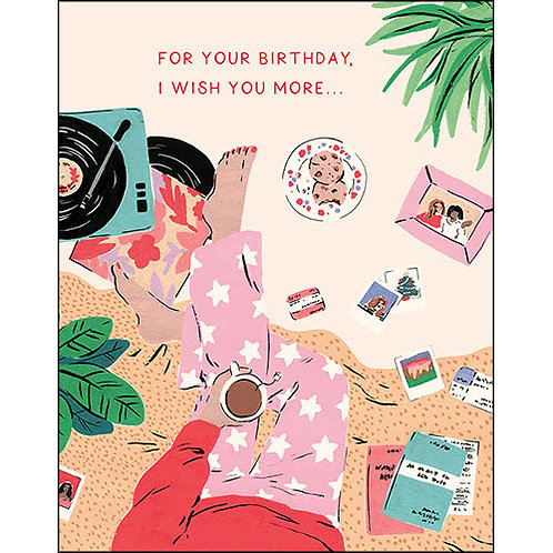 Birthday card  #10370