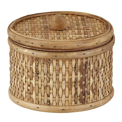Rattan basket - small