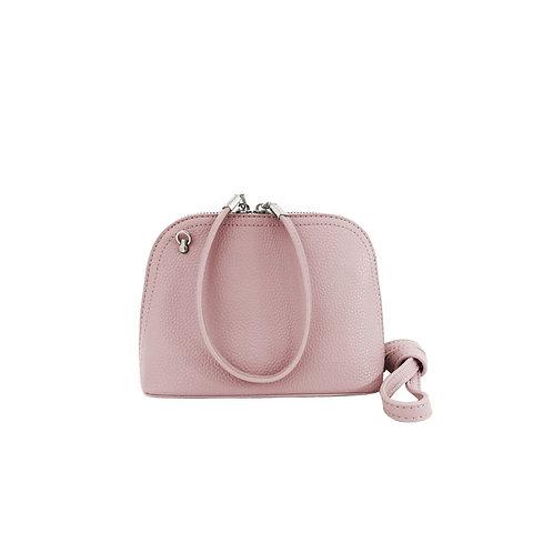 Pink purse/wristlet