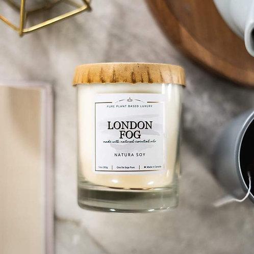 London Fog candle