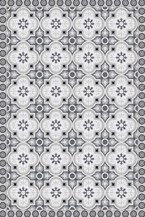 Vinyl floor mat 2'x3'   101-151