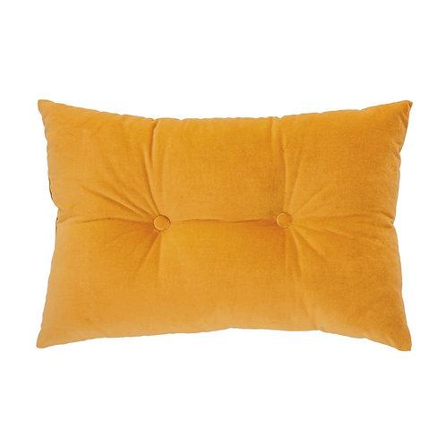 """Pillow - Gwyenth mustard  16""""x24"""""""