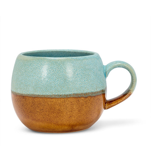 Ball Mug - blue