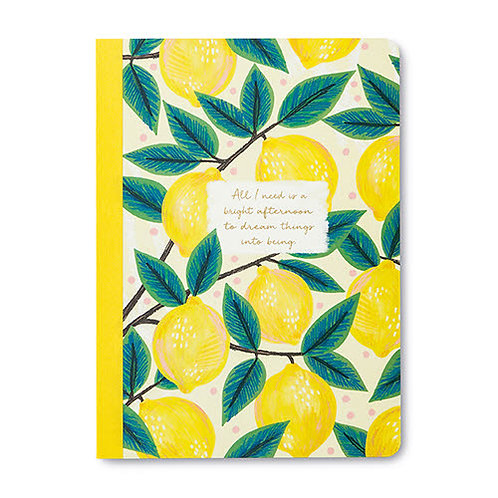 """Journal """"All I Need is a Bright Afternoon"""""""